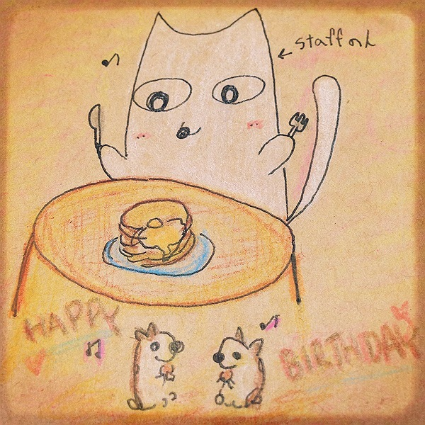HAPPY HAPPY BIRTHDAY♬