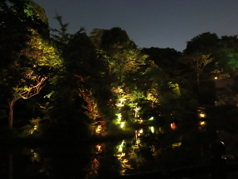 蛍に会いに・・・ 椿山荘「ほたるの夕べ」へ