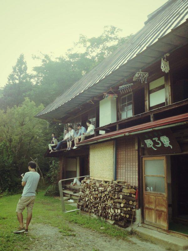 小谷村で過ごす 大人の夏休み
