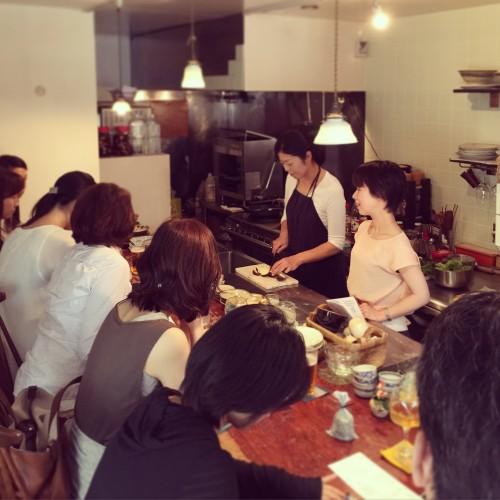 池尻大橋の銘店さそう 冬のお料理教室開催のお知らせ
