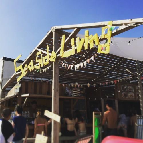 心地よく夏を楽しむ!大人の海の家 「逗子海岸シーサイドリビング」
