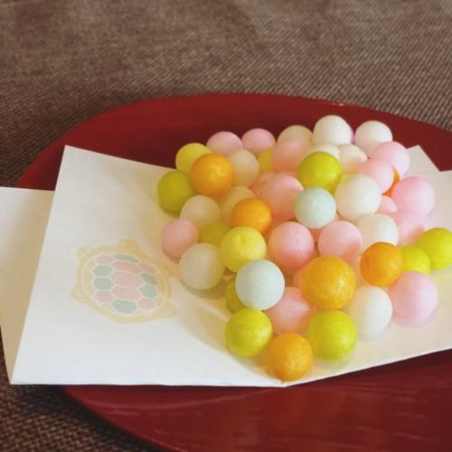 香川県 お勧めのお土産♬ 餅菓子「おいり」