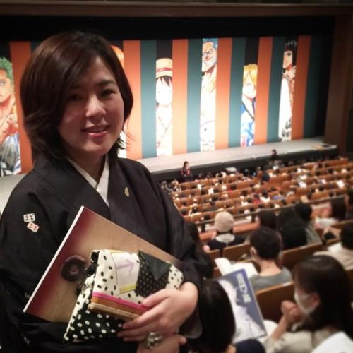 ライブ感満載のエンターテイメント!「スーパー歌舞伎Ⅱ ワンピース」観てきました!その2