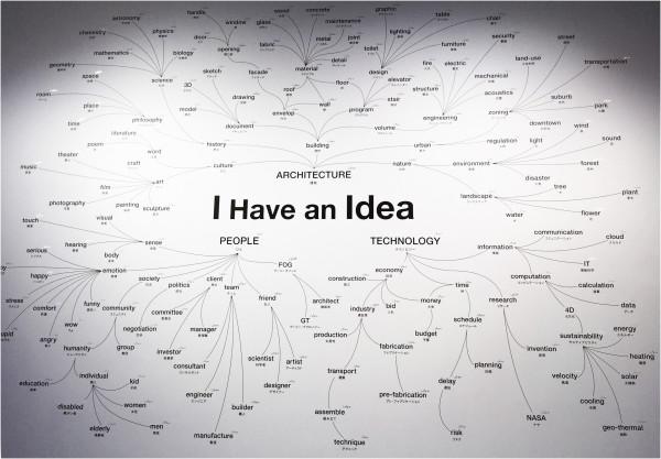 """「建築家 フランク・ゲーリー展 """"I Have an Idea""""」アイデアの力、実現する力"""