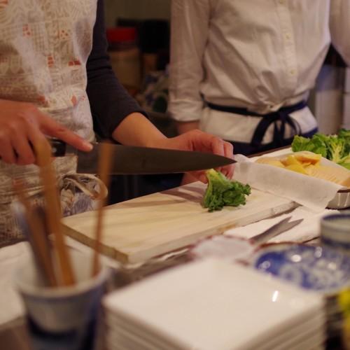 「さそう 季節のお料理教室」facebookページがOPENしました!