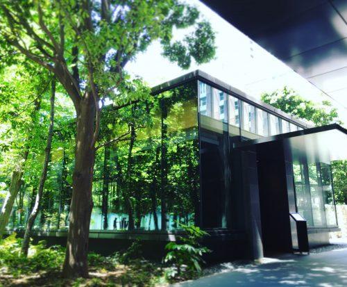アマン東京でカフェランチ 緑溢れる都心のオアシスで森林浴!【大手町】
