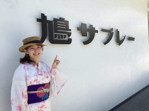 晴れた日の浴衣おでかけを快適にする5つのポイント♬(浴衣で鎌倉カフェツアー!)