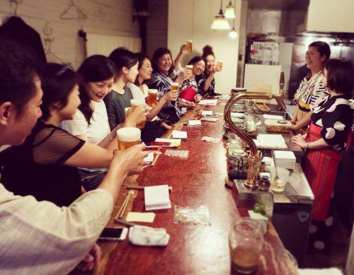 季節のお料理教室『さそう流ガラムマサラで香り立つ酒肴!ビールと共に夏を味わう』開催致しました!