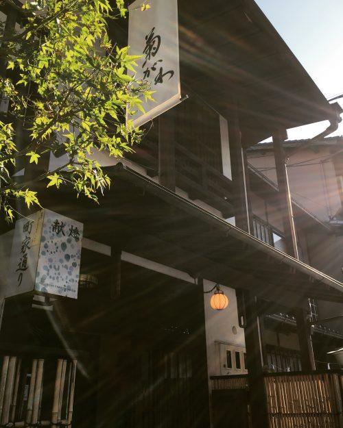 【広島県 宮島のお宿】「ゲストハウス 菊かわ」レトロな町屋風ゲストハウス