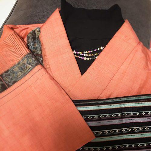 KIMONO FUSION 多様な着こなしで楽しむ着物