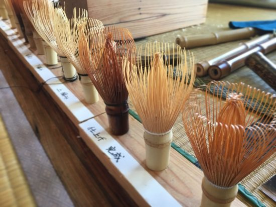 奈良高山町で500年続く茶筅づくり 20代目茶筅師 谷村丹後さんを訪ねて