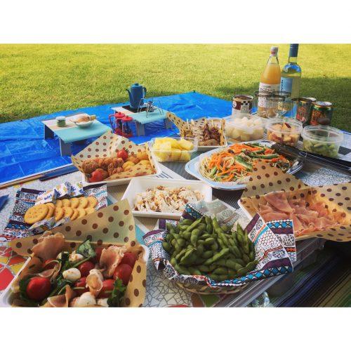 河口湖ピクニック
