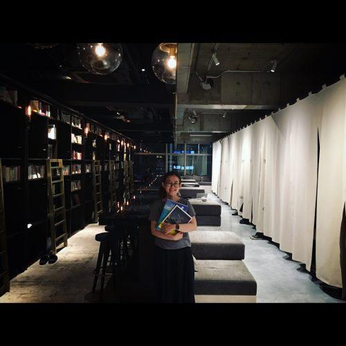 「泊まれる本屋」で、至福の寝落ち。 BOOK AND  BED TOKYO ASAKUSA