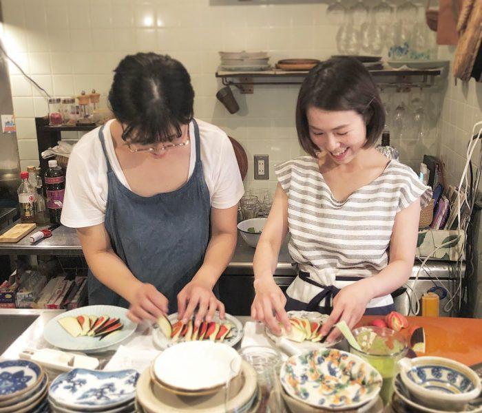 【 季節のお料理教室 開催レポ 】『季節を彩る特製パクチーソース。ビールとロゼワイン誘う初夏の宴』開催しました!