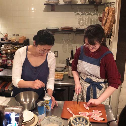 【 季節のお料理教室レポ 】『春の始まりに一献。自家製ヤンニョンジャンで作る、ぬくもりの宴』開催しました
