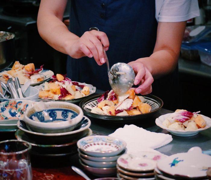【 季節のお料理教室レポ 】『 スパイス×ナッツのジャン 実りを祝う長夜の宴。ワインとともに』開催しました