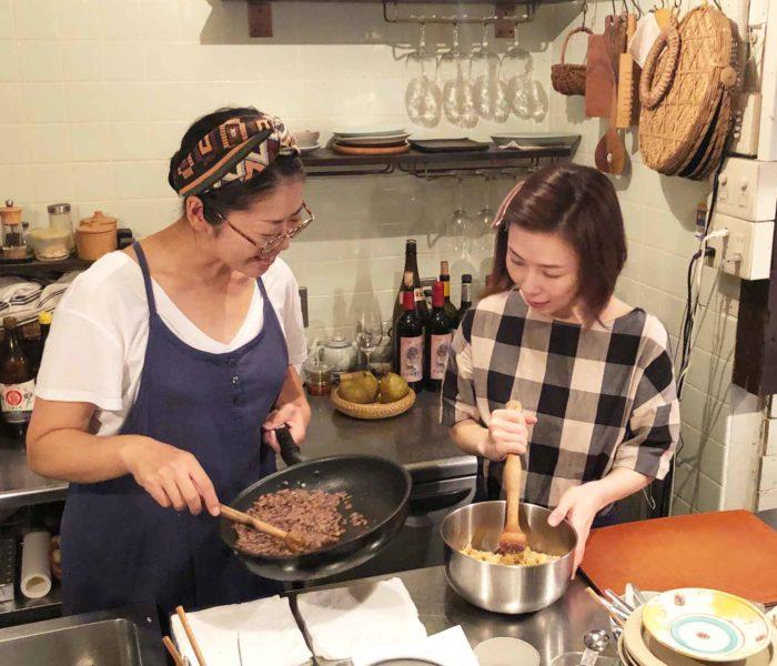 (満員御礼)【 3月14日 季節のお料理教室 】『【 蕗の薹(ふきのとう)オイル漬け × 日本酒 】春を告げる雪解けの宴 』