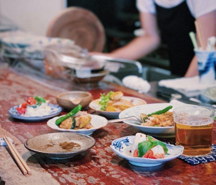 【 9月5日 季節のお料理教室 】残暑に添える涼と爽。さそう自家製キウイソースで味わう夏の宴【 オンライン開催 】