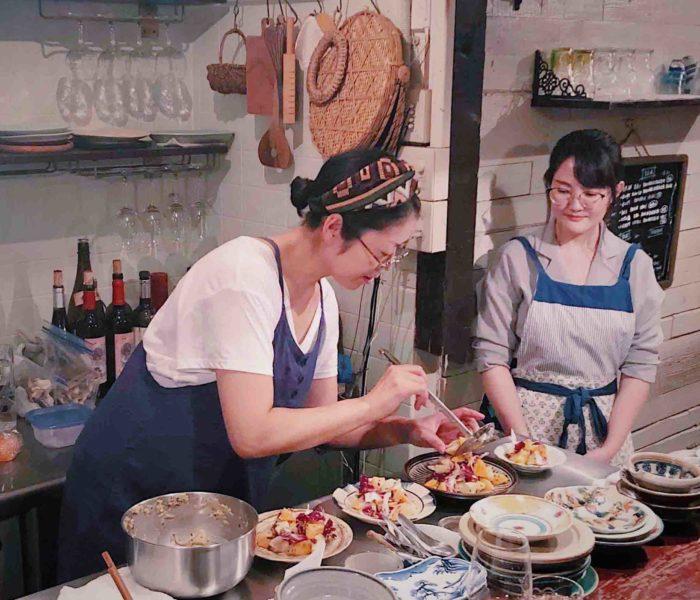 【 11月14日 季節のお料理教室 】さそう自家製「生姜とスパイスのペースト」でぬくもりの宴を【 オンライン開催 】