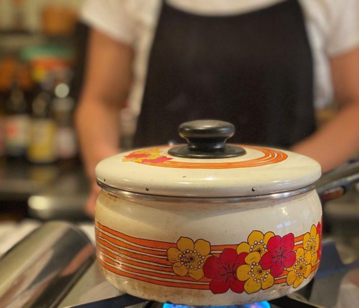 【 季節のお料理教室レポ 】『さそう自家製「生姜とスパイスのペースト」でぬくもりの宴を( オンライン)』開催しました