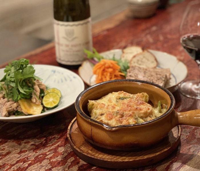 さそう自家製「生姜とスパイスのペースト」でぬくもりの宴を【 レシピ&手順動画 】